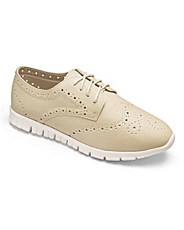 Heavenly Soles Leisure Brogues E Fit