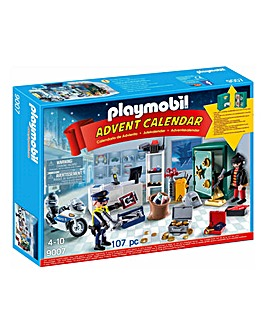 Advent Calendar Police Operation