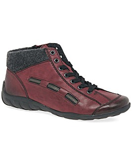 Rieker Jinnie Womens Standard Fit Boots