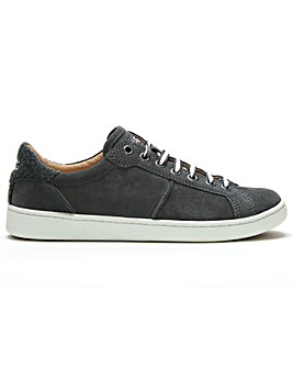 UGG Milo Suede Lace Up Trainer