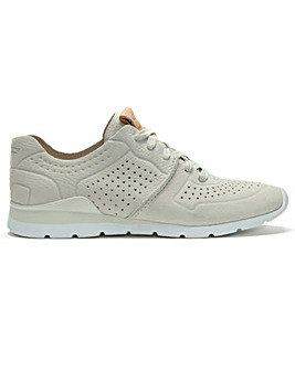 UGG Tye Leather Lace Up Trainers