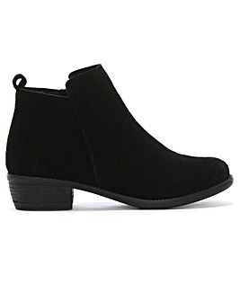 DF by Daniel Mayland Suede Ankle Boots