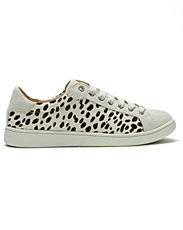 UGG Milo Exotic Calf Hair Trainers