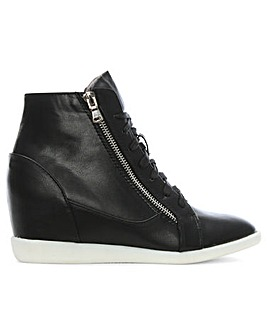 DF by Daniel Gilpin Wedge High Tops