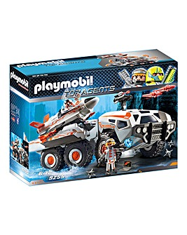 Playmobil 9255 SpyTeam Battle Truck
