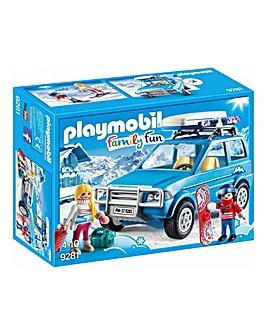 Playmobil Winter SUV