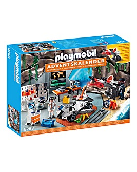 Playmobil Advent Calendar Top Agents
