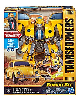 Transformers MV6 Power Charge Bumblebee