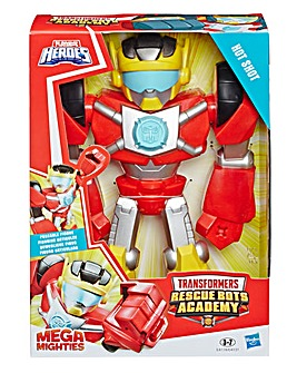 Playskool Heroes Transformers Mega Mighties Asst