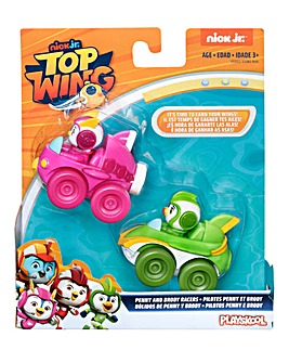 Top Wing Mission Control Racers 2 Pack