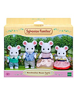 Sylvanian Families Mouse Family