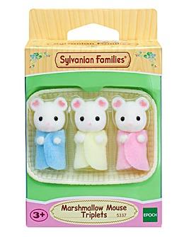Sylvanian Families Mouse Triplets