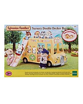 Sylvanian Families Nursery Bus