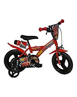 Disney Cars 12in Bike