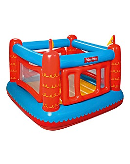 Fisher Price Bouncetastic Bouncy Castle