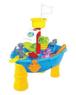 Pirate Ship Water & Sand Table