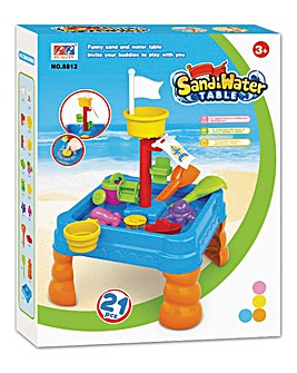 Square Water & Sand Table
