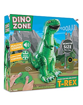 R/C Inflatable T-Rex
