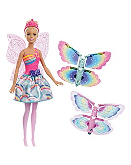 Barbie Flying Wings Fairy Doll