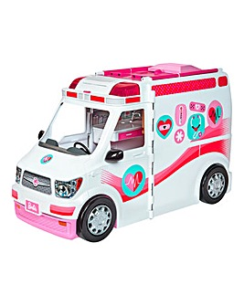 Barbie Medical Vehicle