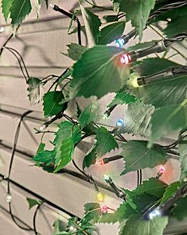 200 LED Solar Light String