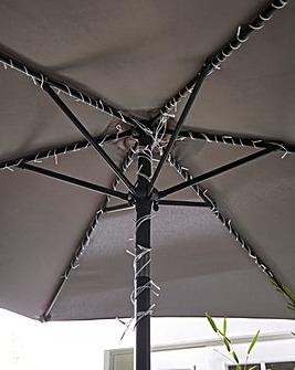 Parasol String Lights for 3 x 3m Parasol