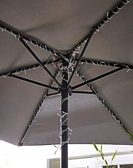 Parasol String Lights for 3 x 3m Parasol