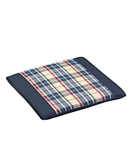 Set of 2 Outdoor Seat Pad Cushions