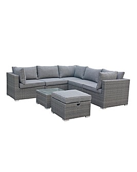Paris Modular Corner Lounging Set