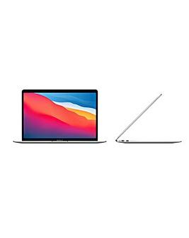 MacBook Air (M1) 13inch with 8-Core CPU and 8-Core GPU 512GB