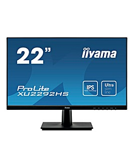 Iiyama 22in ProLite FHD Monitor
