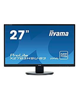 Iiyama ProLite 27in AMVA+ Monitor