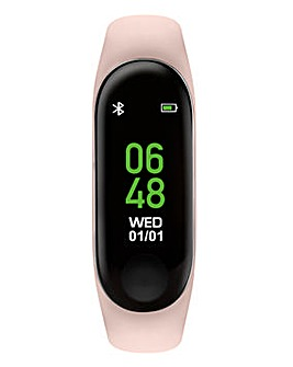 Reflex Active Series 1 Activity Tracker - Nude Pink