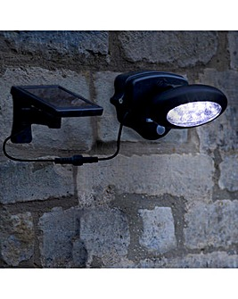 Smart Garden Motion Activated Wall Light