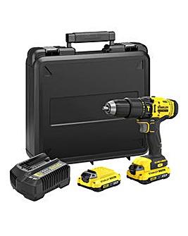 STANLEY FATMAX V20 18V Combi Hammer Drill Kit