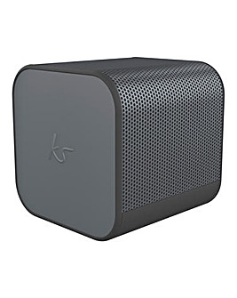 Kitsound BoomCube Bluetooth Speaker