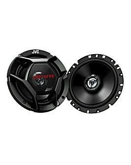 JVC CS-DR1720 Car Speaker - Black