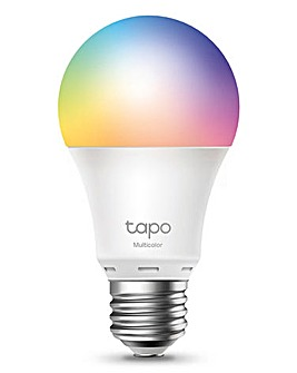TP-Link Tapo smart Wi-Fi Light multi-color Bulb E27