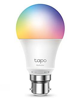 TP-Link Tapo smart Wi-Fi Light multi-color Bulb B22