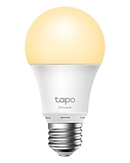 TP-Link Tapo Dimmable White Bulb E27