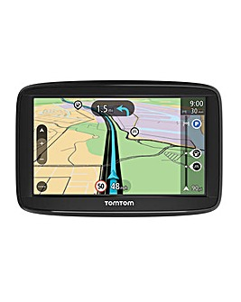 TomTom Start 52 Sat Nav with Mount