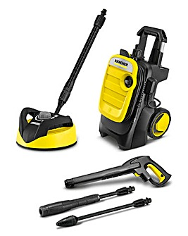 Karcher K5 Compact Home Pressure Washer