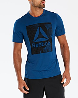Reebok Tech Graphic Top