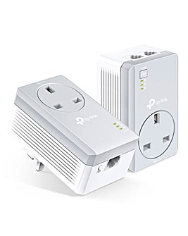TP-Link 600mbps Passthrough powerline KIT