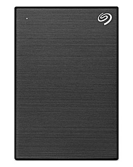 Seagate 2TB One Touch Portable Drive
