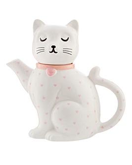 Cutie Cat Teapot