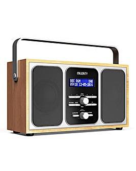 Majority Girton 2 DAB Radio