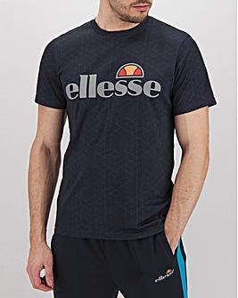 ellesse Dozlati Print T-Shirt Long