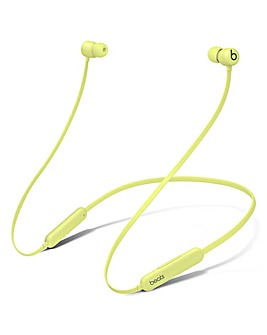 Beats Flex Wireless Headphones - Yellow