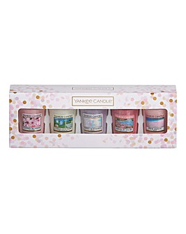 Yankee Candle 5 Votive Gift Set